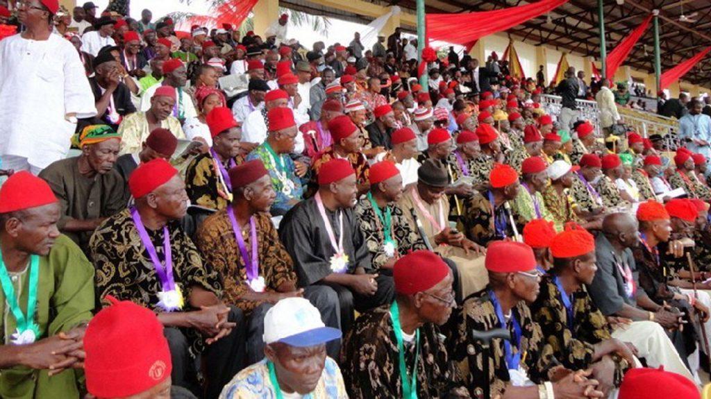 Ohanaeze Election: Fresh Imeobi Holds In Owerri