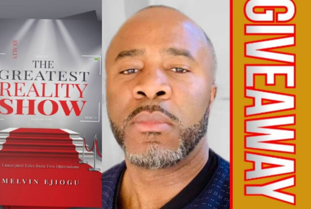 The Greatest Reality Show Author Announces Massive Giveaway