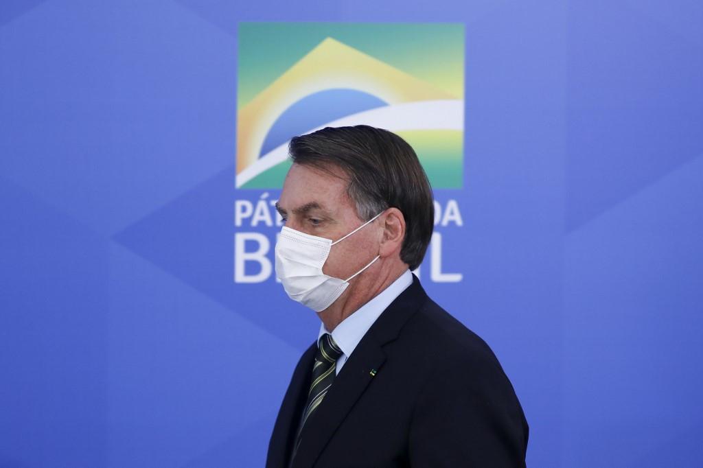 Twitter, Facebook Delete Accounts Of Bolsonaro's Supporters