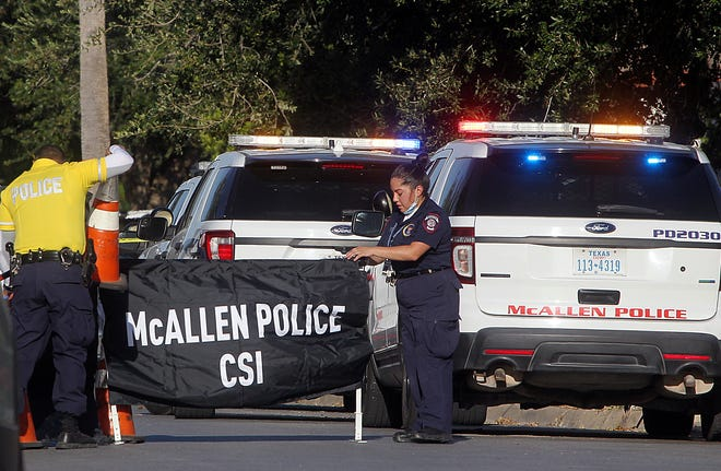 Two Police Officers, Suspect Killed In Texas Shooting