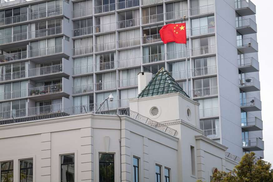 U.S. Detains Chinese Researcher Who Sheltered In Consulate