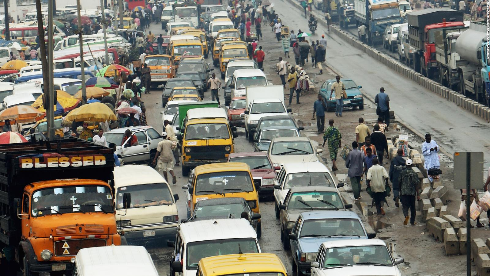 US Envoy Claire Pierangelo Urges Solutions To Lagos Gridlock