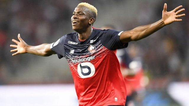 Victor Osimhen Picks Number 9 Jersey At Napoli