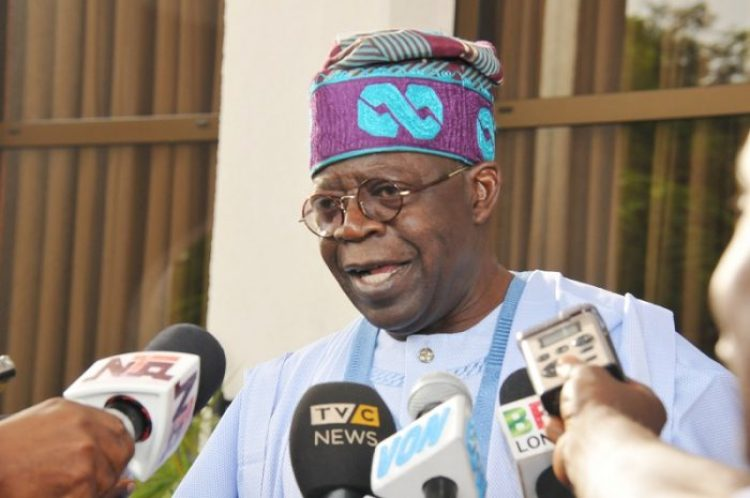 We've no differences to sort out in APC, says Tinubu