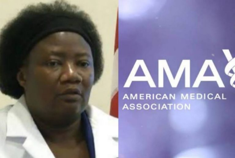 Why AMA Needs To Call On Dr Immanuel To Prove Her Claims