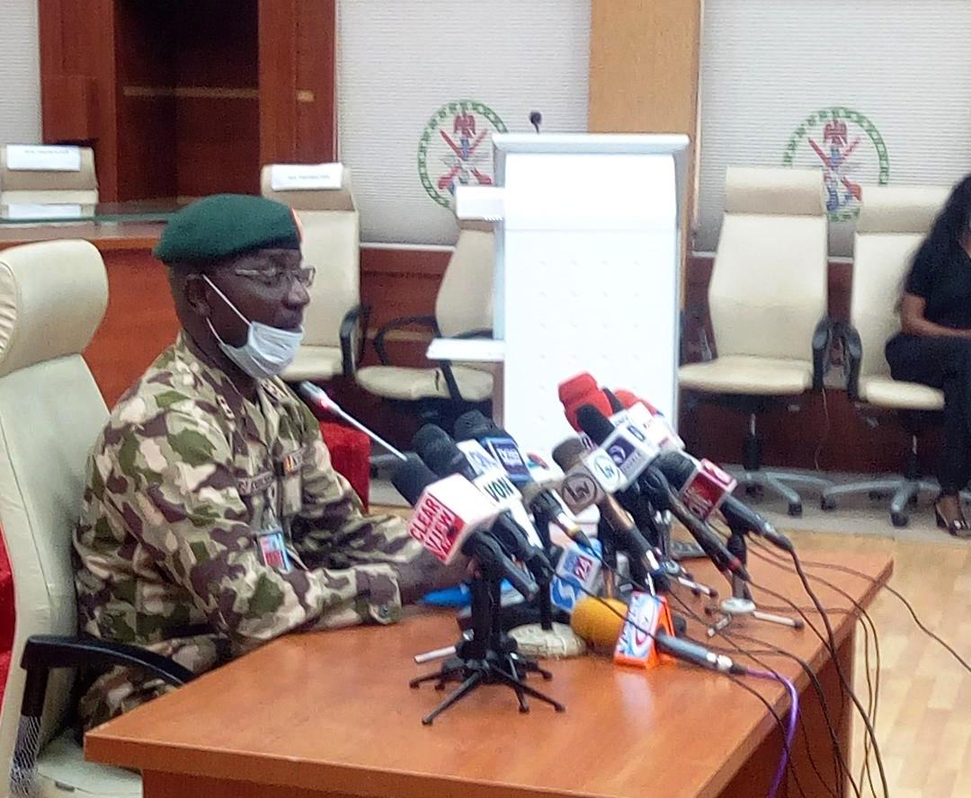 Why We Cannot Expose Boko Haram Sponsors – Nigerian Army