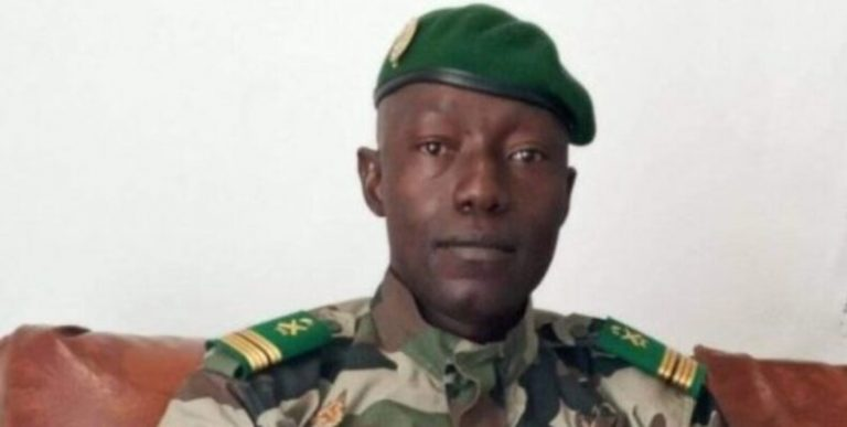 25-Yr-Old Malian Colonel Who Masterminded Mega Coup d-Etat