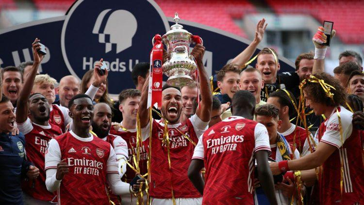 Arsenal Fires 55 Staff Officials