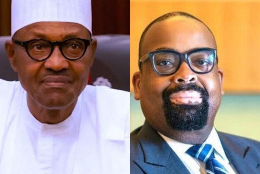 Buhari reacts to Akpata's election as NBA president