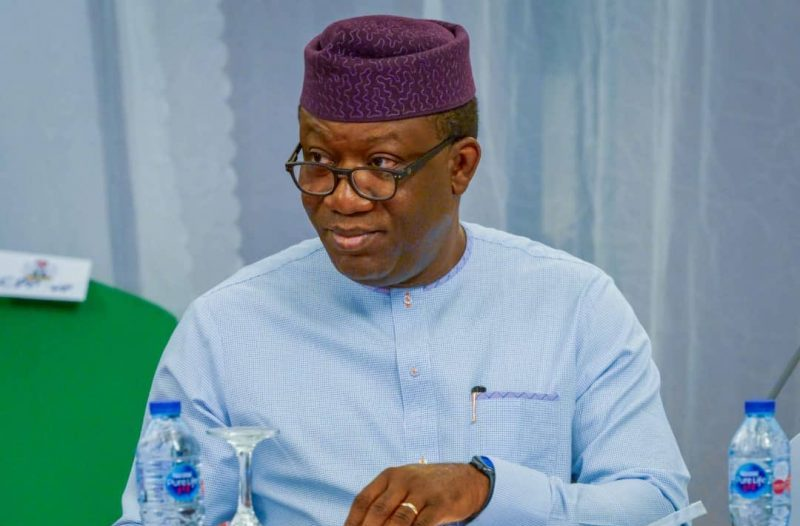 Ekiti Is Your Home, Gov Fayemi Assures Herdsmen