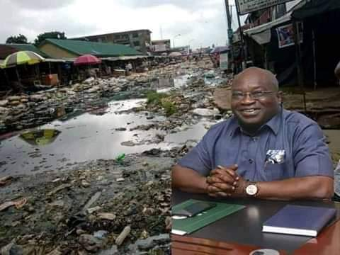 Ikpeazu - The Governor Of The Dirtiest State In Nigeria