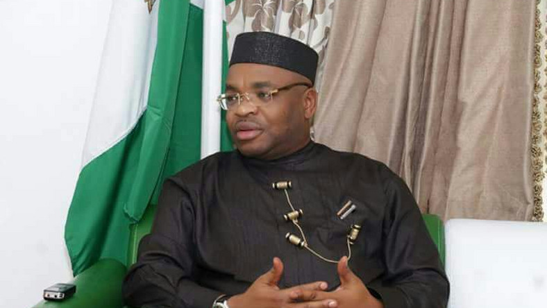 Journalists Fume As Udom Bars Them From Akwa Ibom State Event