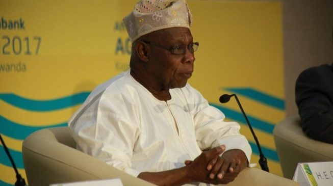 Kashamu Manoeuvred Law, Could Not Escape Death – Obasanjo