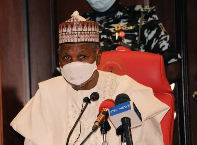 NGOs are banned from IDP camps – Gov Masari