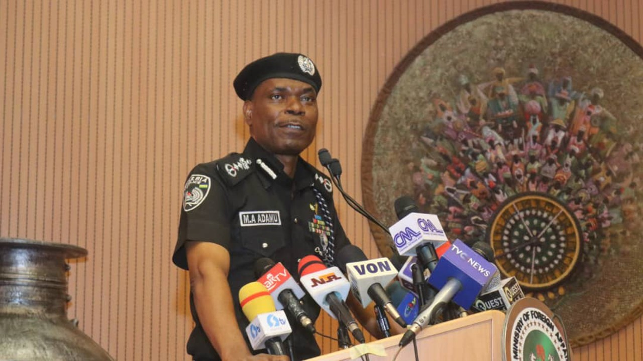 IGP Adamu To Policemen: Defend Yourselves In Face Of Danger