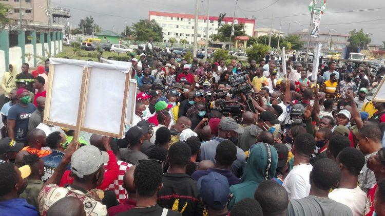 Political Theatre - Obaseki storms Edo Assembly