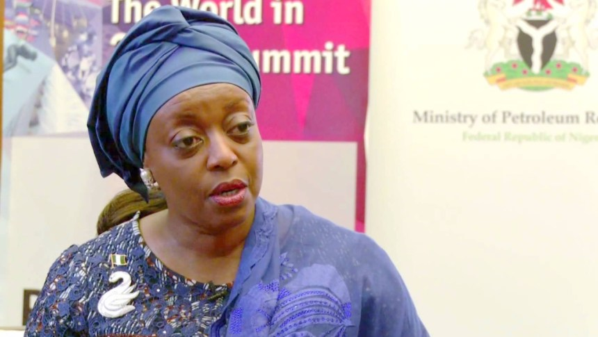 Court Rejects EFCC's Plea To Issue Arrest Warrant Against Diezani