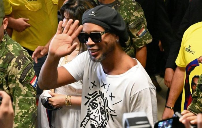 Ronaldinho closer to freedom in Paraguay