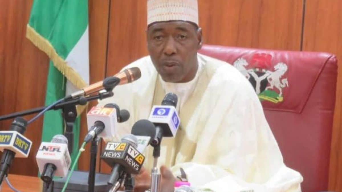 Borno Massacre: Zulum Gives Real Reasons For Attack