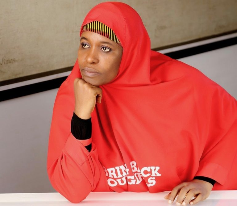 End SARS: 'I'm Ready To Sacrifice My Life' – Aisha Yesufu