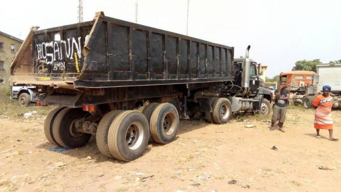 30 percent of Nigeria's truck drivers fail vision test