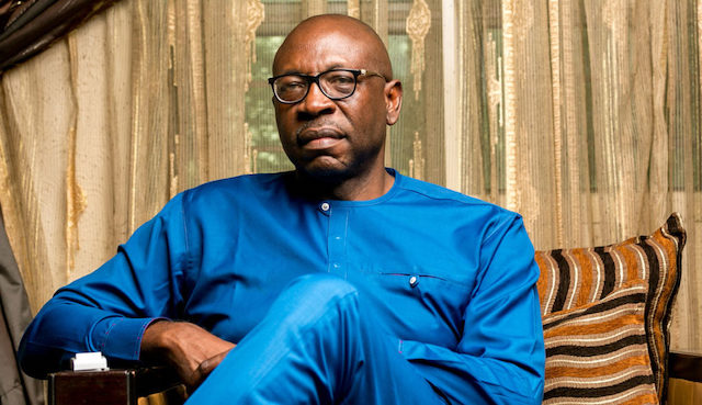 Return To APC, Ize-Iyamu Begs Obaseki