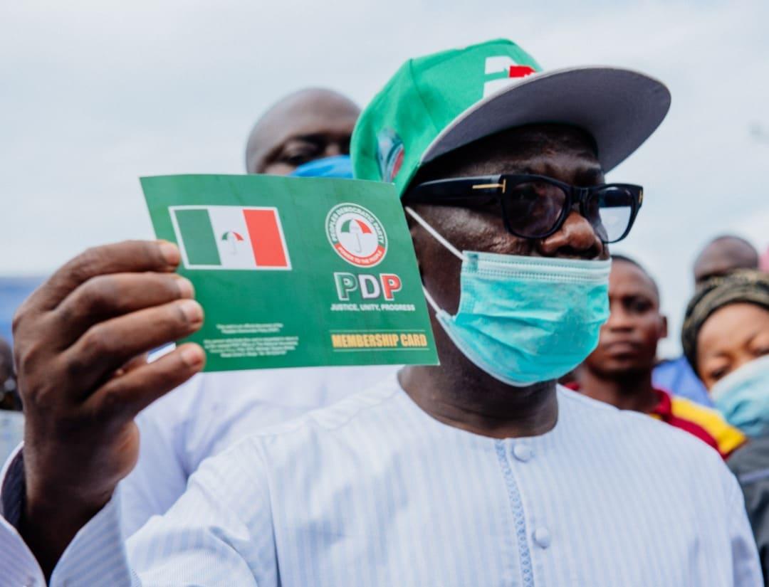 Akeredolu Frustrating My Campaign – Ondo Deputy Gov