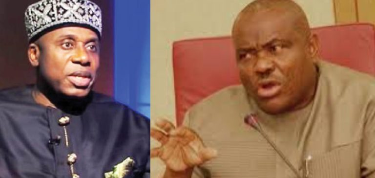 'Amaechi Constructing Rail To Niger Without Doing Anything In Rivers'