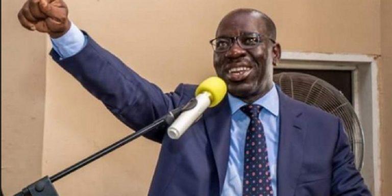 #EndSARS: Gov Obaseki Meets Protesters, Reviews Curfew