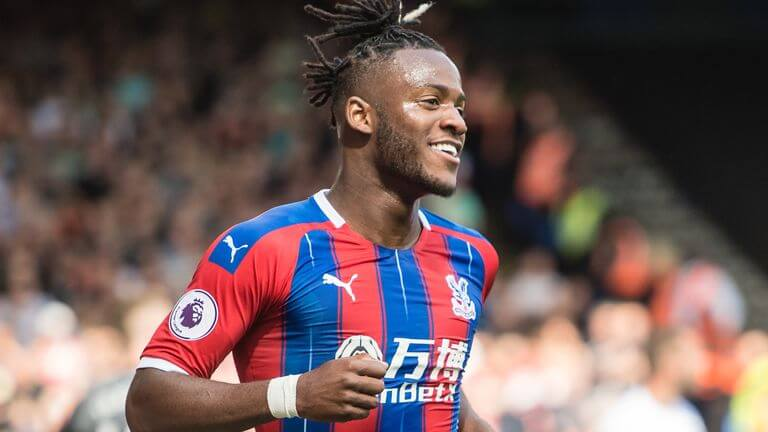 Chelsea's Michy Batshuayi Joins Crystal Palace On Loan (1)