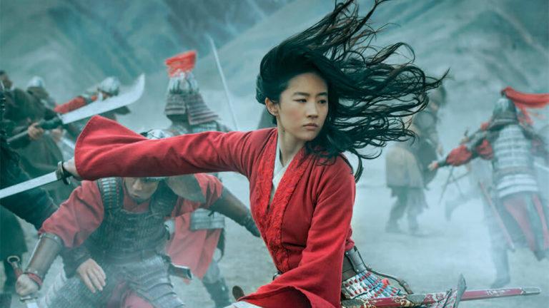 Disney's All-Asian 'Mulan' Makes Historic Small-Screen Debut (1)