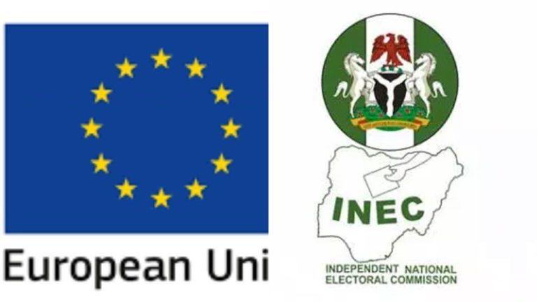 Edo - EU, INEC Reacts To Electoral Process At Polling Units