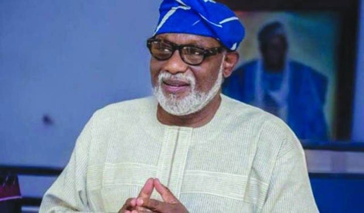 Ondo Gov, Akeredolu Approves 22 New Appointments
