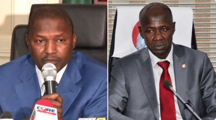 Group cautions against Malami's appearance in Magu probe
