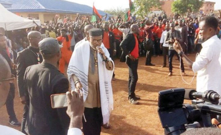 How Kanu Registered IPOB As A Profit-Making Organisation