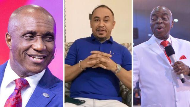 Ibiyeomie And The Arrogance Of Nigerian Celebrity Pastors