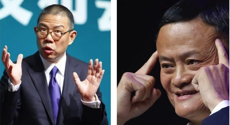 Jack Ma toppled by bottled water tycoon Zhong as China's richest man