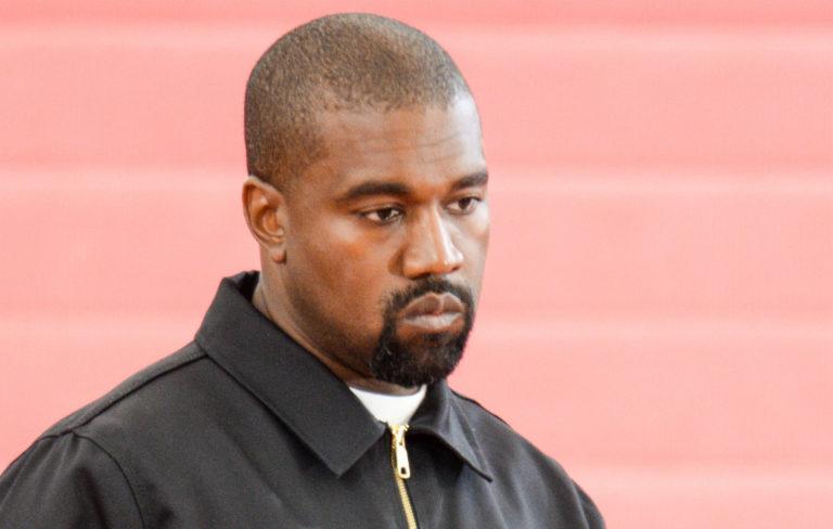 Kanye West Rants On Twitter, Pees On Grammy Award
