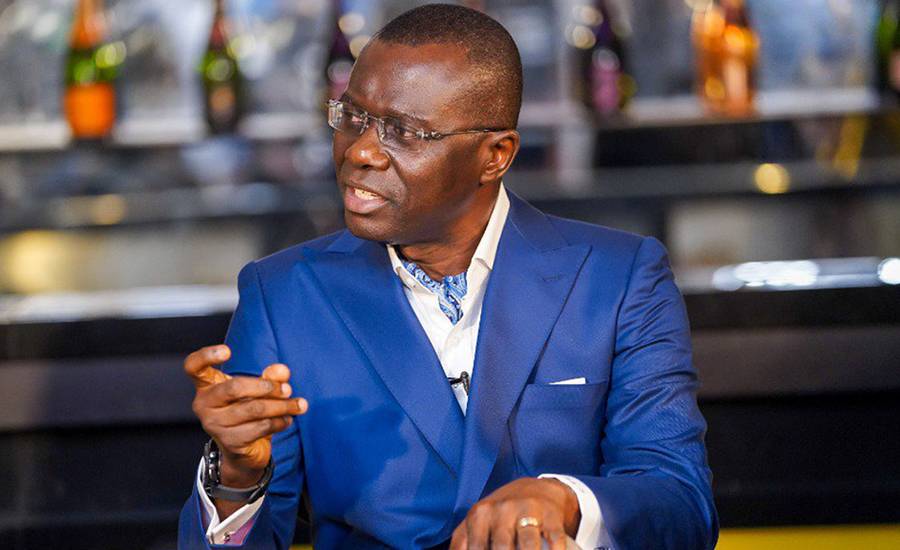 Lagos Deaf Community Takes Protest To Sanwo-Olu's Office