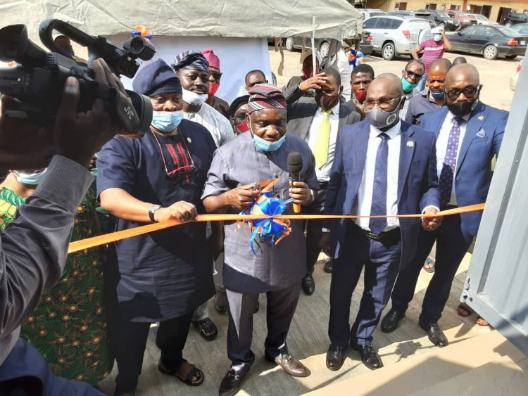 Lagos Printing Corporation gets new retail outlet