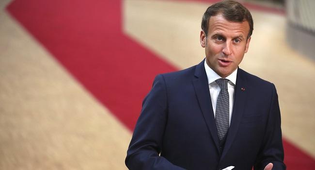 Macron To Meet Embattled Ivory Coast Leader Friday (1)