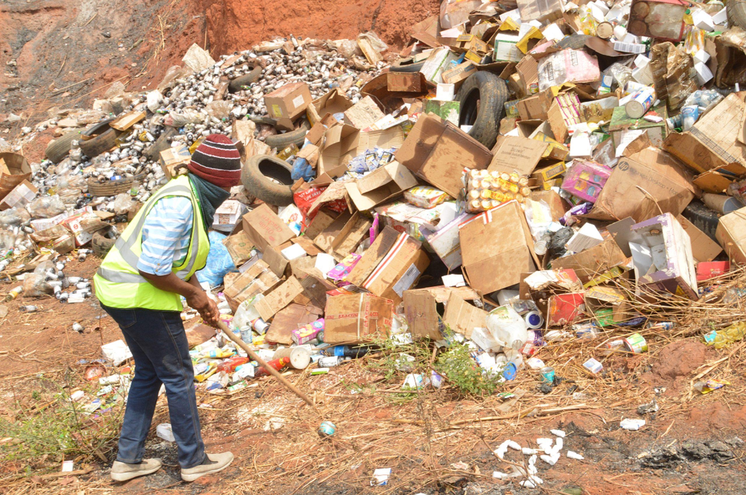 NAFDAC Seizes ₦350K Worth Of Fake Hand Sanitisers In Bauchi