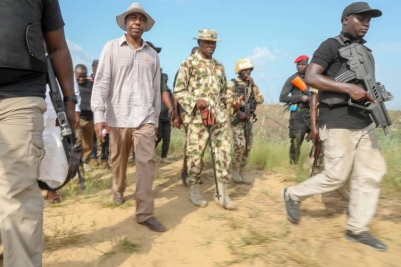 Nigerian Army sends message to Gov Zulum