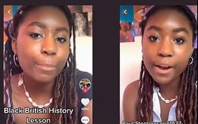 Nigerian-British TikTok star Naomi Eluwa called monkey, slave (2)