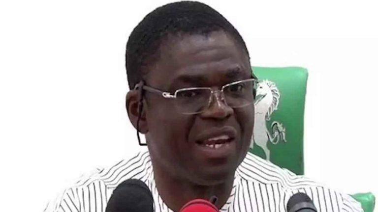 Obaseki's deputy speaks on arrest, fingers Oshiomhole, Ize-Iyamu