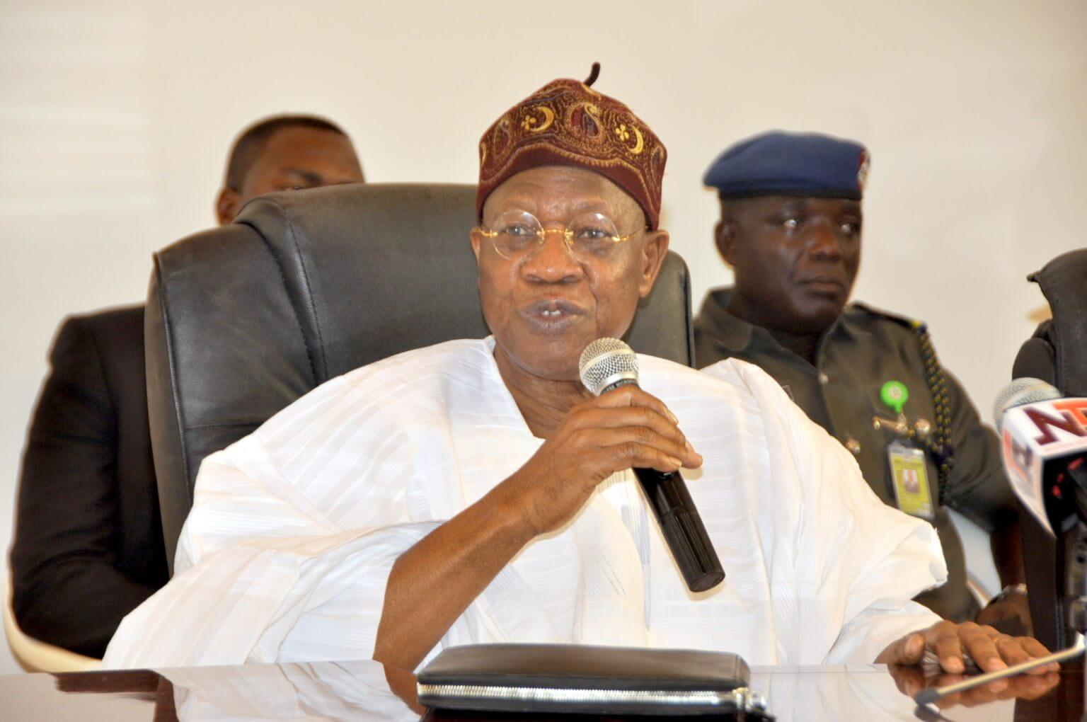 Nigeria's 60th Anniversary Celebrations To Last One Year - Lai