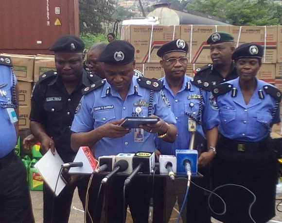 Police, vigilante group fish out 3 bandits from Oyo forest