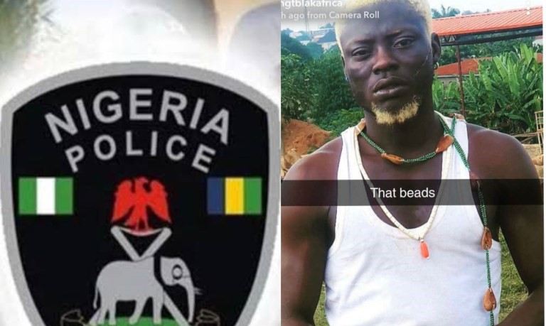 Popular porn star arrested for filming 'sex movie' inside Osun grove