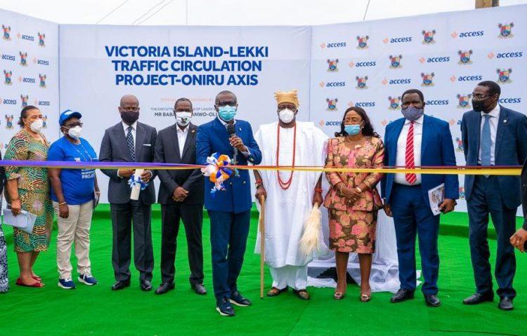 Sanwo-Olu unveils seven new roads in Oniru-Victoria Island axis