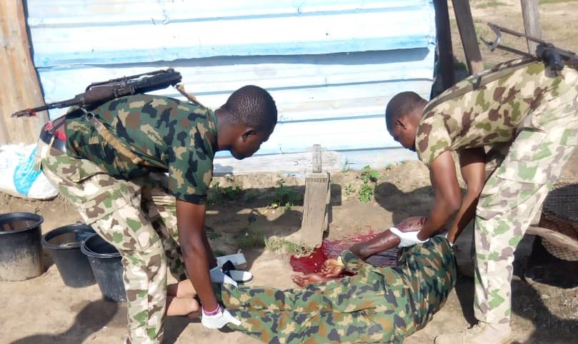 Soldier Commits Suicide In Yobe, Leaves Note For Wife